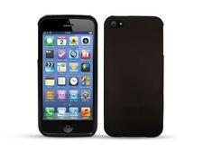 Étuis, housses et coques avec clip noirs Apple iPhone SE pour téléphone mobile et assistant personnel (PDA)