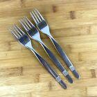 BMF Rostfrei 3 Forks 18/10 Stainless Steel Solingen Germany Vtg Mid Century