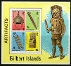 Gilbert Islands 1976 Scott # 292a MNH Souvenir Sheet