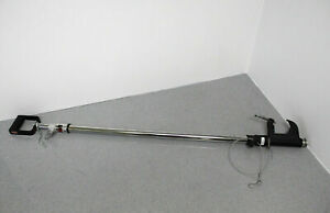 Matthews MSE Heavy Duty Telescopic Hanger 429674 & 429612 Stirrup w/Safety Cable