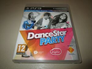 DanceStar Party for the Soy PS3