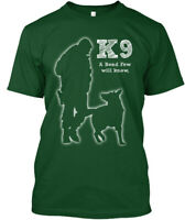 Teespring Scott Police/military Working Dog K 9 Shirt Classic Tee