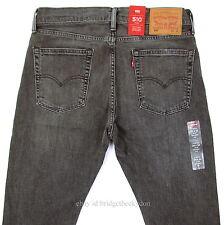 Levis 510 Jeans Skinny Fit Mens New Size 32 x 32 DARK GRAY W/STRETCH Levi's NWT