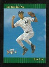 1993 Derek Jeter - Select (RC) - Yankees
