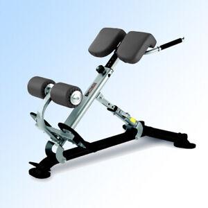 Rückenstrecker 40°,BH-Fitness,Hyperextension,Rückentrainer,Bauchtrainer