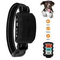 Shock Collar for Dog Barking Training Electric Rechargeable Waterproof Trainer