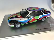 1:18 BMW ART Car BMW 730i (E32) Museum Edition
