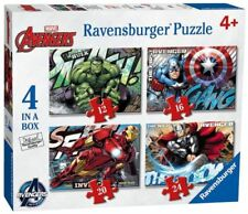 Puzzles multicolores Ravensburger, nombre de pièces 15 - 25 pièces