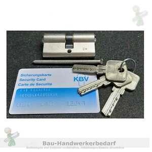 Profilzylinder, Wilka, 6 Zuh. N+G,  W 300, 30/30, Bohrschutz + Sicherungskarte