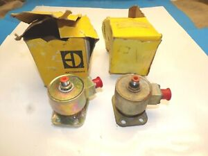 Caterpillar Off-Highway Truck Up-Down Solenoid Valve Assembly 9P-0222 NOS 9P-222