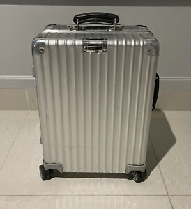 Rimowa Classic Flight Carry On Cabin Baggage (Rare Old Series)