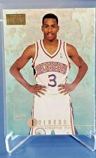 1996-1997ALLEN IVERSON ROOKIE CARD Skybox Premium Basketball
