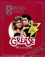 Grease 40th Anniversary Edition Blu-ray DVD Digital 2018