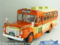 ISUZU BXD-30 BUS MODEL 1:43 SIZE IXO JAPAN 1962 COACH TOKAI BUS CO ORANGE T34Z