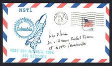 Max Nein signed autograph auto Postal Cover Von Braun Rocket Team