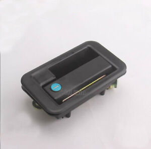 Outside Handle Of Cab Door Lock Fit For Kobelco SK50 55 60C Excavator