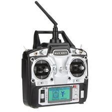 Flysky FS-T6 2.4GHz 6CH Transmitter Helicopter W/Receiver R6-B Radio Mode 2