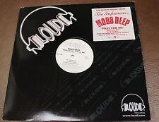 THE INFAMOUS MOBB DEEP PRAY FOR ME & CLAP LOUD RECORDS 2001 2X VINYL promo NM/EX