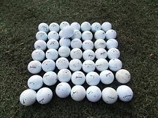 50 USED GOLF BALLS TITLEIST CALLAWAY NIKE SRIXON PICK YOUR OWN *COLLECTION ONLY*
