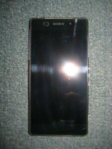 Sony Xperia Z2 Smartphone, 16 GB  schwarz (Ohne Simlock)