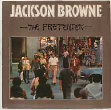 The Pretender   Jackson Browne  Vinyl Record