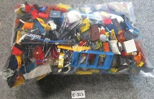 LEGO® - 3,9 kg - Auction - Type-Mix - E-323 - Reste-Mix (Sonderteile die zu ande