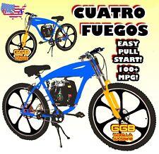 "motorized bike Kit And 26"" Gas Tank Bike For 48cc/66cc/80cc Motorized Bike DIY"