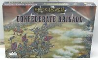 Black Powder Epic Battles 312414002 Confederate Brigade (Infantry) Warlord Games