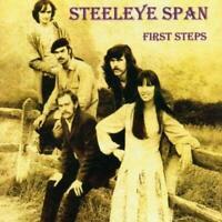 STEELEYE SPAN - FIRST STEPS (NEW SEALED) CD Folk