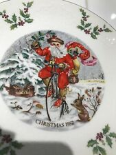 "1982 Royal Doulton ""Christmas Plate"" - Pristine Condition!"
