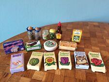 Kaufladen Zubehör Maggie Onko Champignon-Camembert... Children's shop equipment