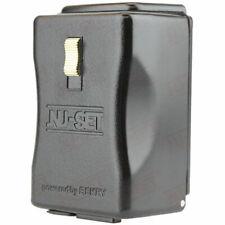 Bluetooth Lockbox Electronic Key Storage Lock Box - Remote Access NU-SET SMART