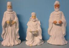 House of Lloyd Christmas Around the World Three Kings Porcelain Figurines
