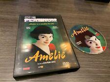 AMELIE DVD AUDREY TAUTOU MATHIEU KASSOVITZ JEAN PIERRE JEUNET