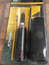 Klein Tools VDV427-822 Cushion-Grip Impact Punchdown Tool Kit (110/66) <NEW