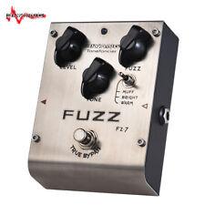 BIYANG FZ-7 Tonefacier Series 3 Modes Fuzz Guitar Effect Pedal True Bypass T8G7