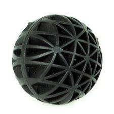 100pcs Aquarium Bio Balls Fish Tank Filters Black 16MM SS