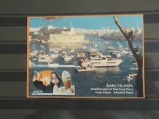 MALTA STAMPS 2001 - POPE'S VISIT - MINIATURE SHEET - MINT NEVER HINGED