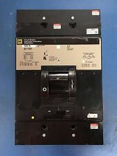 MHL26500 Square D Circuit Breaker. New take out. 2 pole 500A 600V