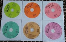 6 CDG SET KARAOKE KURRENTS (MULTI COLOR) KATY PERRY,CARRIE UNDERWOOD *2018 SALE*