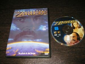 Zardoz DVD Sean Cornnery Gharlote Rampling Sara Kestelman John Alderton
