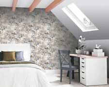 Arthouse 698805 Floral Forest Multi Colour Feature Wallpaper Pastel Glitter Tree