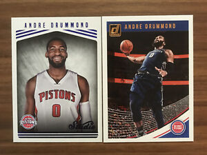 Lot Carte NBA - Andre Drummond