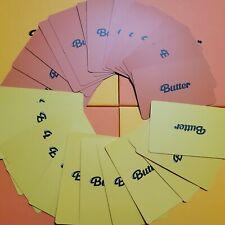 BTS Butter Album Official Photocard Cream Peach