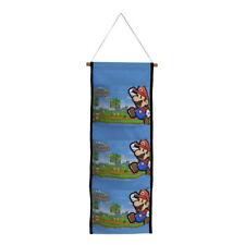Super Mario Bros Mario Hängeorganizer Aufbewahrungstasche y77 w2085