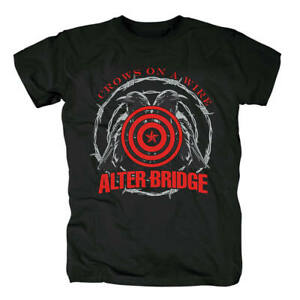 Alter Bridge Crows On Awire T-Shirt