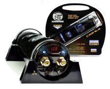 Bullz Audio 4400W 12V BCAP4.4 Car Digital Power Farad Capacitor Cap BCAP 4.4