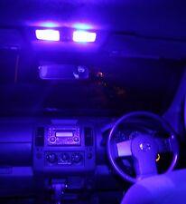 Super Bright Blue LED Interior Light Kit for Nissan D40 Navara
