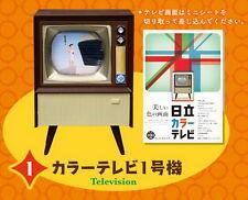 Re-ment Retro Home electric Appliances of Hitachi rement Washing Machine 01