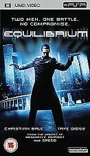 Equilibrium [UMD Mini for PSP]  - Very Good Condition - Fast Shipping.